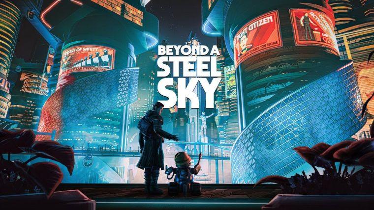 Beyond a Steel Sky PC için yayınlandı