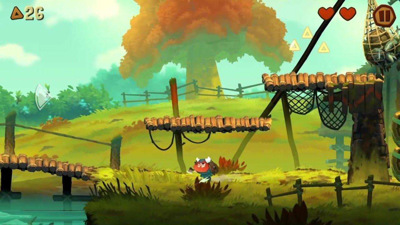 Ödüllü Türk oyunu Oddmar, Nintendo Switch'e geliyor