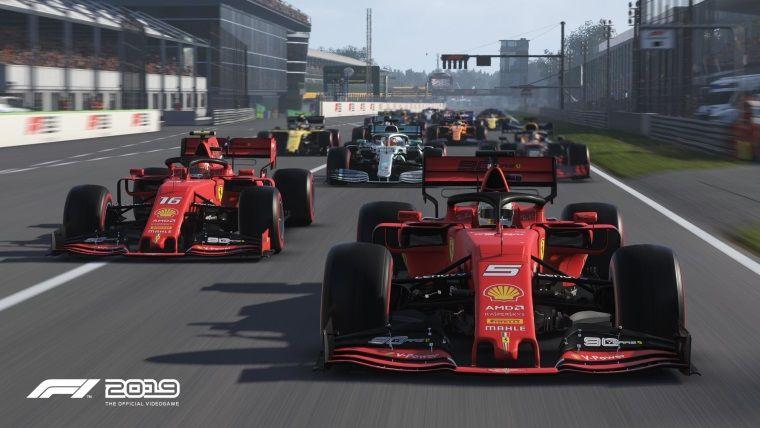 F1 2019, 5 gün boyunca oynaması ücretsiz