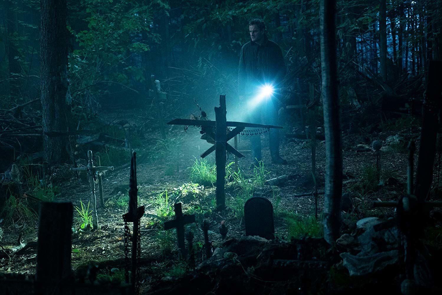 Hayvan Mezarlığı filmini izledik!