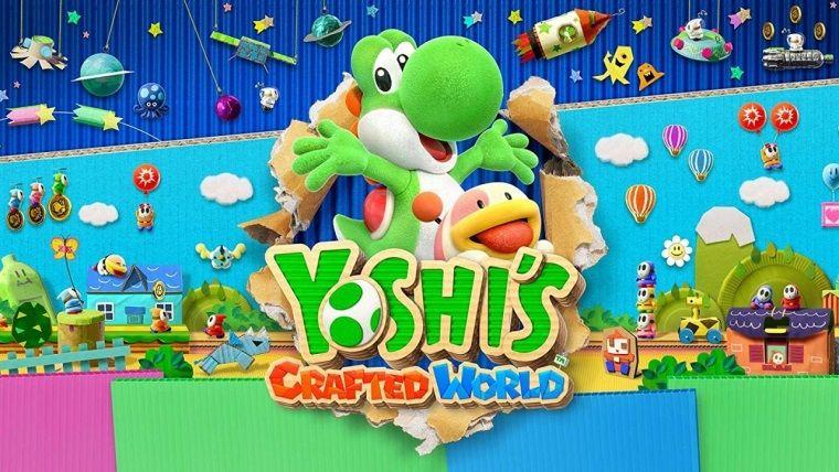 Yoshi's Crafted World İnceleme