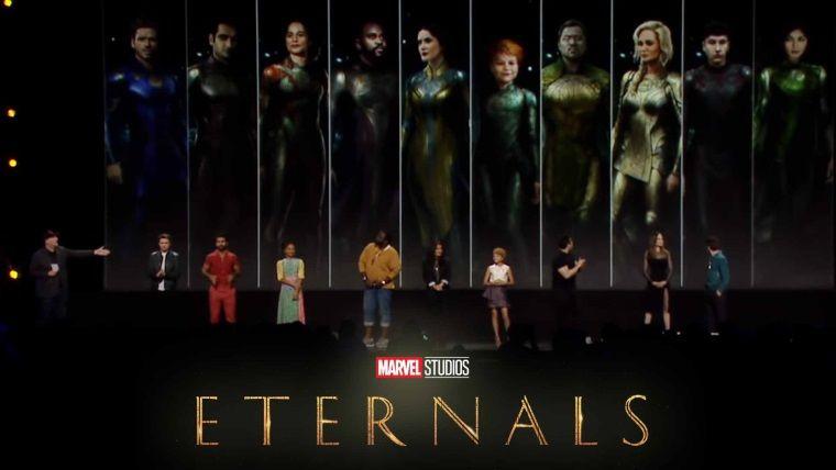 The Eternals: MCU Faz 4 filmi detayları çıkıyor