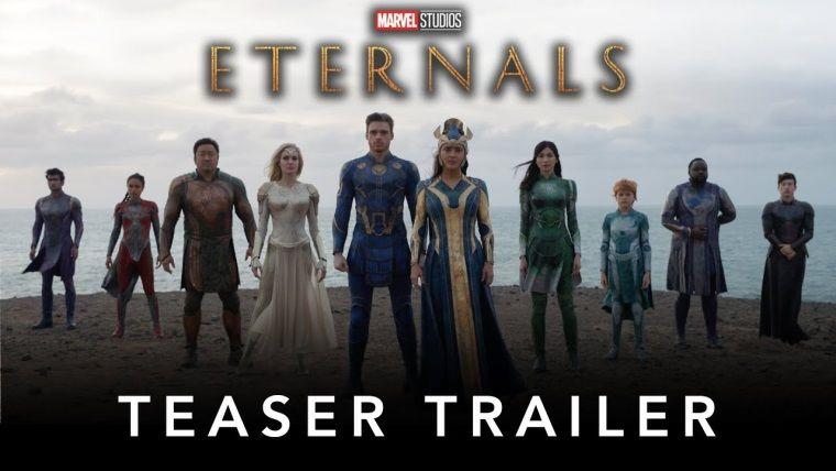Marvel, The Eternals filminin ilk fragmanını yayınladı