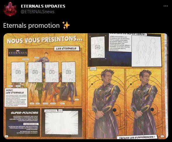 The Eternals: Kingo