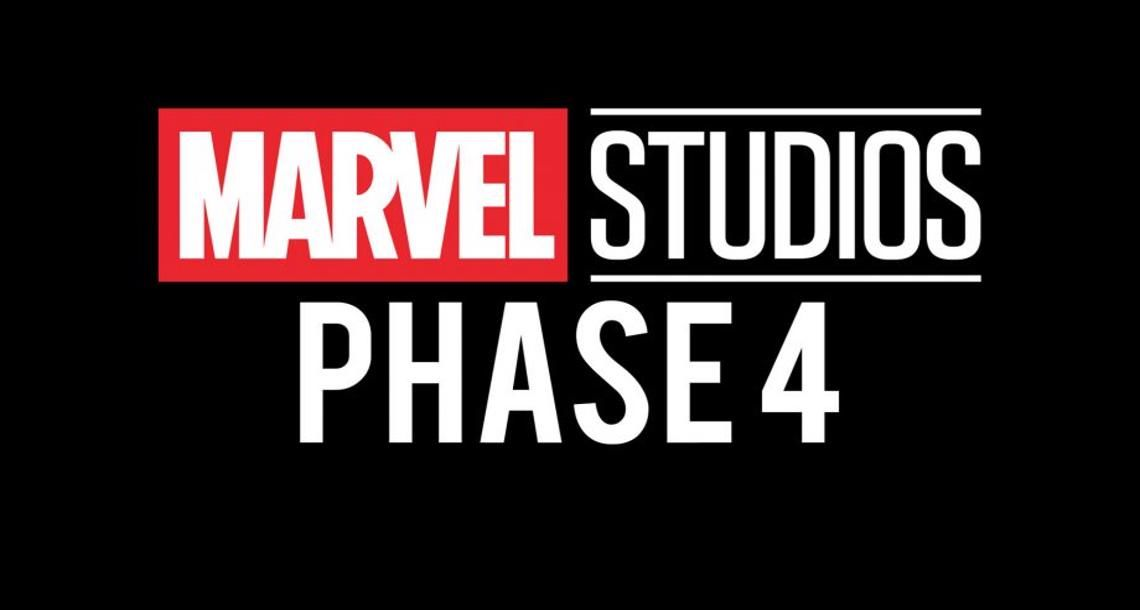 Marvel released a trailer for the Phase 4 movies