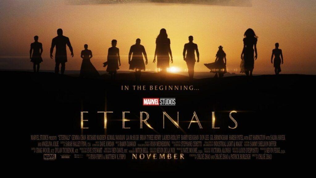 The Eternals filmi için yeni bir fragman yayınlandı