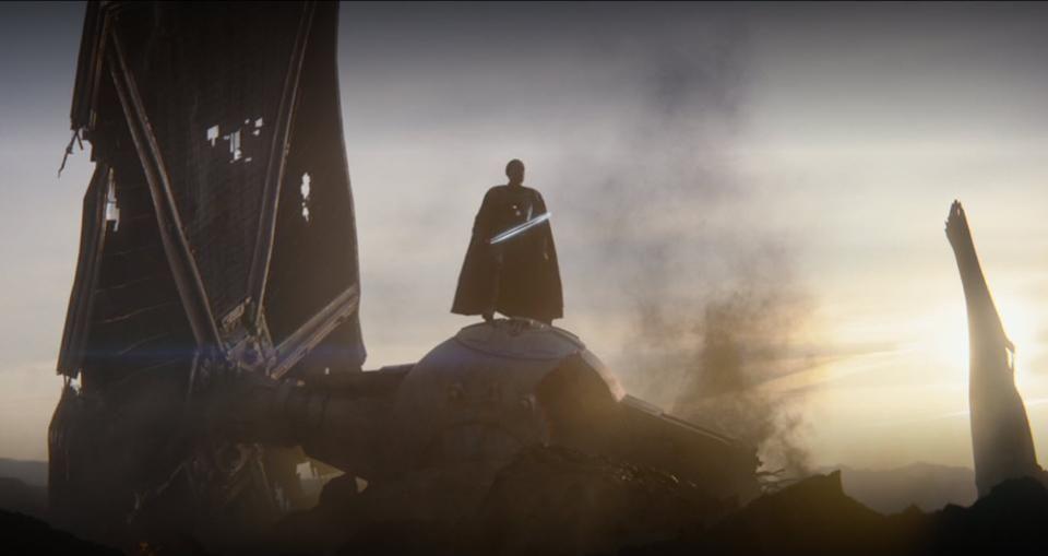 Mandalorian 2.sezonda ışın kılıcı kapışmaları olacak