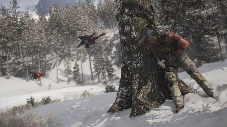Tom Clancy's Ghost Recon Breakpoint de Epic Games Store'da