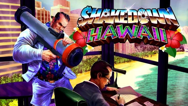 Shakedown: Hawaii oyunu Wii ve Wii U platformlarına geliyor