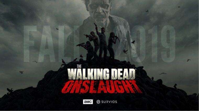 The Walking Dead Onslaught VR aksiyon, korku oyunu duyuruldu