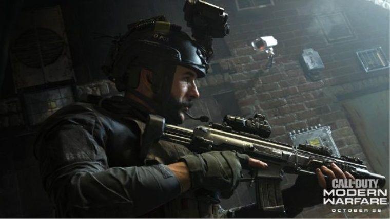 Call of Duty: Modern Warfare, yeni bir oyun motoru kullanıyor
