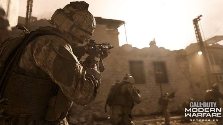 Call of Duty: Modern Warfare fotogrametri teknolojisini kullanacak