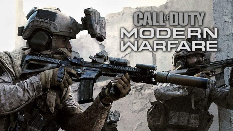 Call of Duty: Modern Warfare'ın alfa sürümü indirmeye açıldı