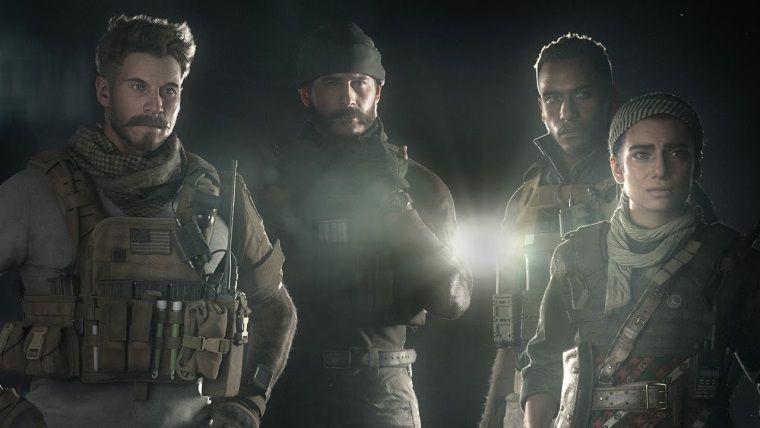Call of Duty: Modern Warfare'ın PS4 sürümü Rusya'da yasaklandı