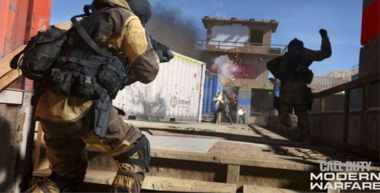 Call of Duty: Modern Warfare'in Gunfight modunda büyük değişiklik yapılacak