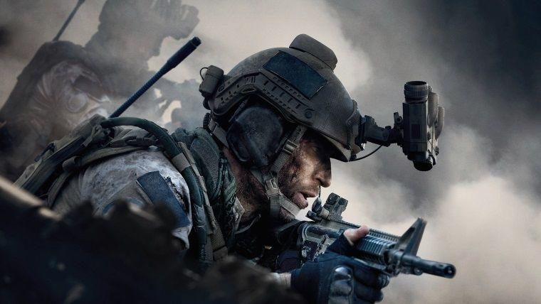 Call of Duty: Modern Warfare, kutulu oyun satışlarında da lider