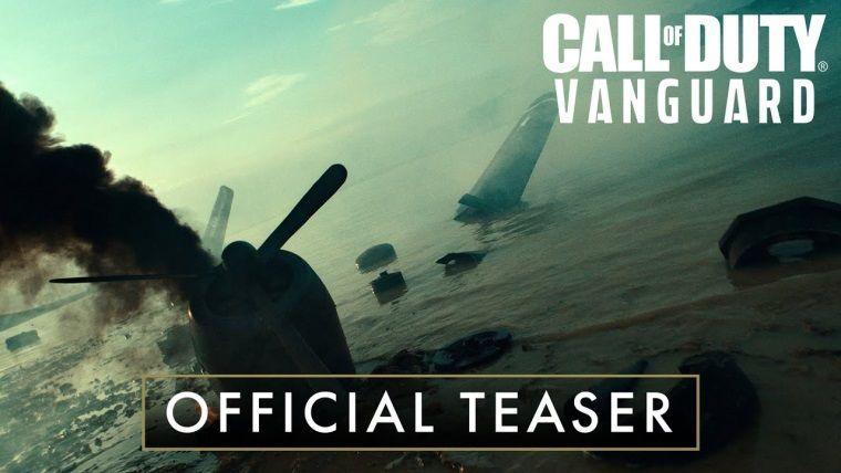 Call of Duty Vanguard hikaye videosu yayınlandı
