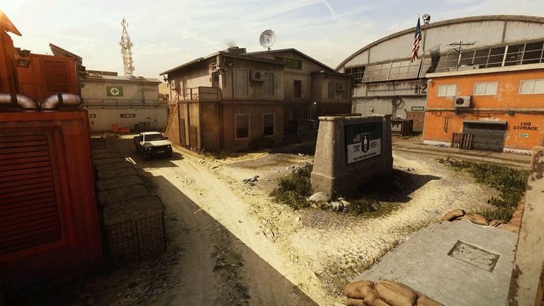 Maps removed from the Modern Warfare game are coming back