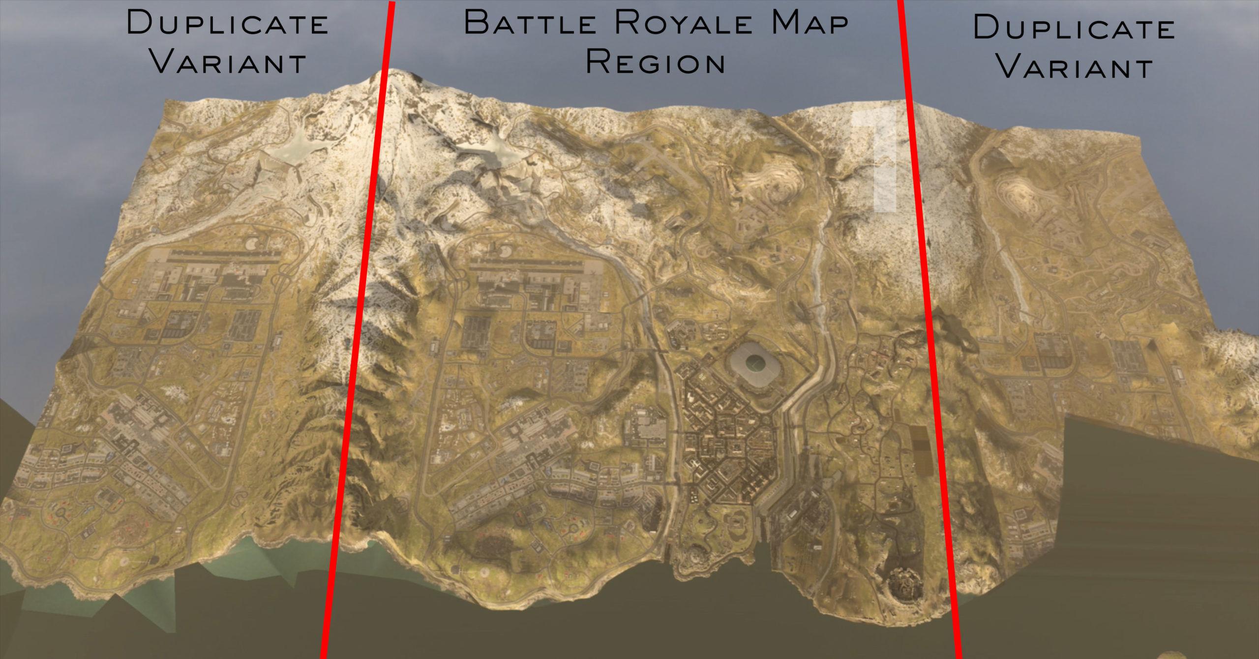 Call of Duty: Modern Warfare'ın Battle Royale haritası sızdırıldı