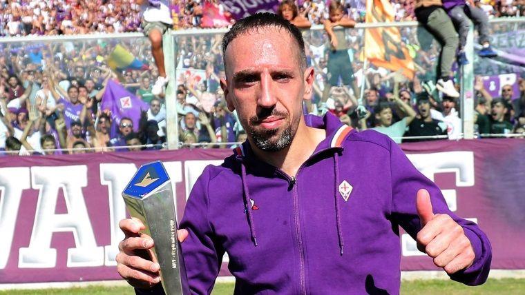 Franck Ribery, FIFA 20'de kendini kendine benzetemedi