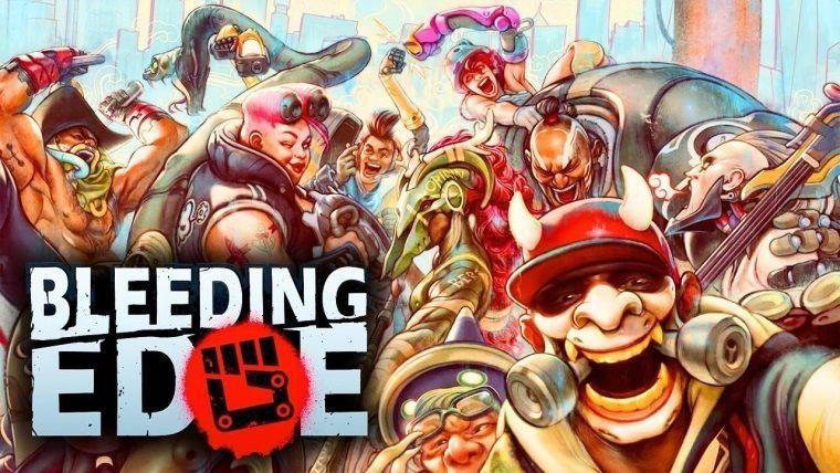 Ninja Theory'nin yeni oyunu Bleeding Edge'in alfası başlıyor