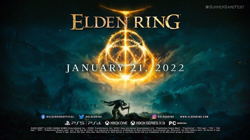 Elden Ring çıkış tarihi ve fragmanı sonunda yayınlandı