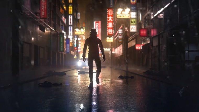 GhostWire: Tokyo için yeni bir video yayınlandı