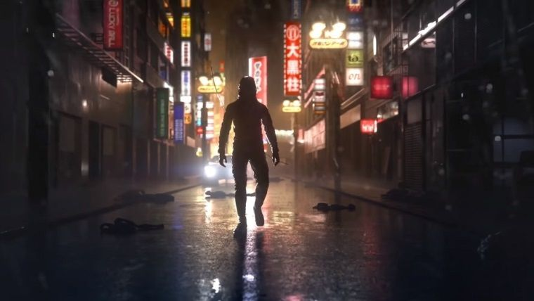 Ghostwire Tokyo 2022 yılına ertelendi