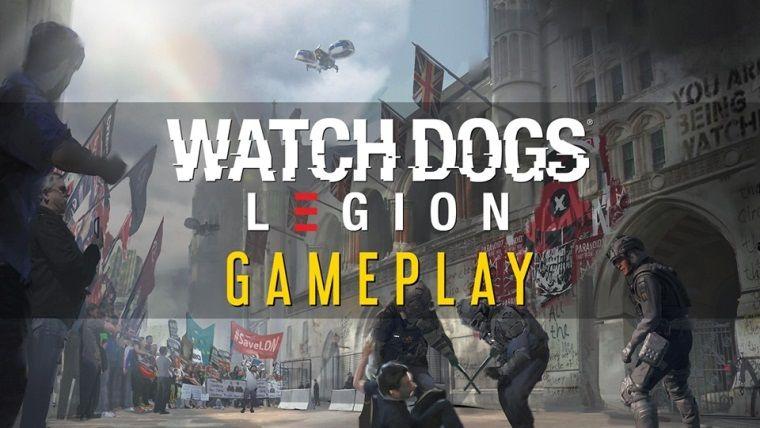 E3 2019'da Watch Dogs Legion'ı oynadık!