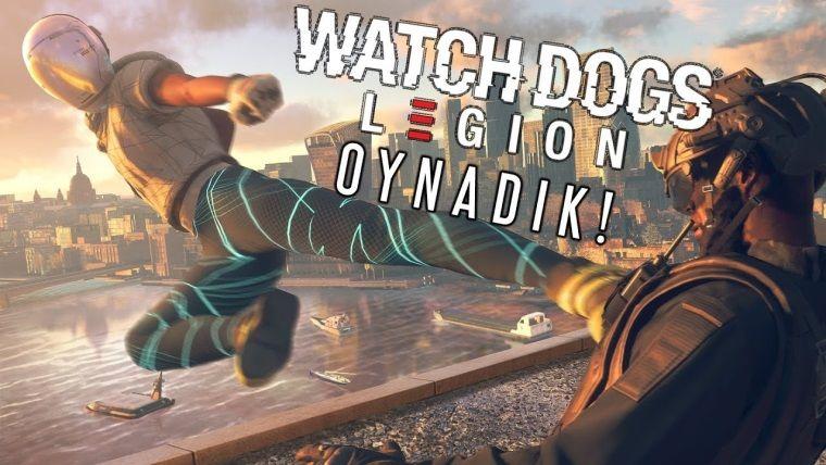E3 2019 fuarına gittik, Watch Dogs Legion oynadık: Beğendik mi?
