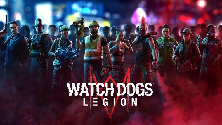 Watch Dogs Legion sistem gereksinimleri açıklandı