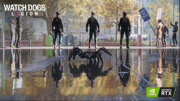Watch Dogs: Legion, Xbox Series S'te dinamik 1080p çalışacak