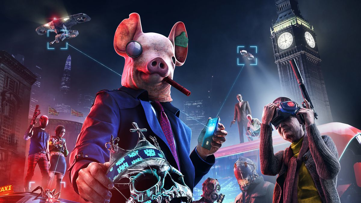 Watch Dogs Legion free weekend event announced