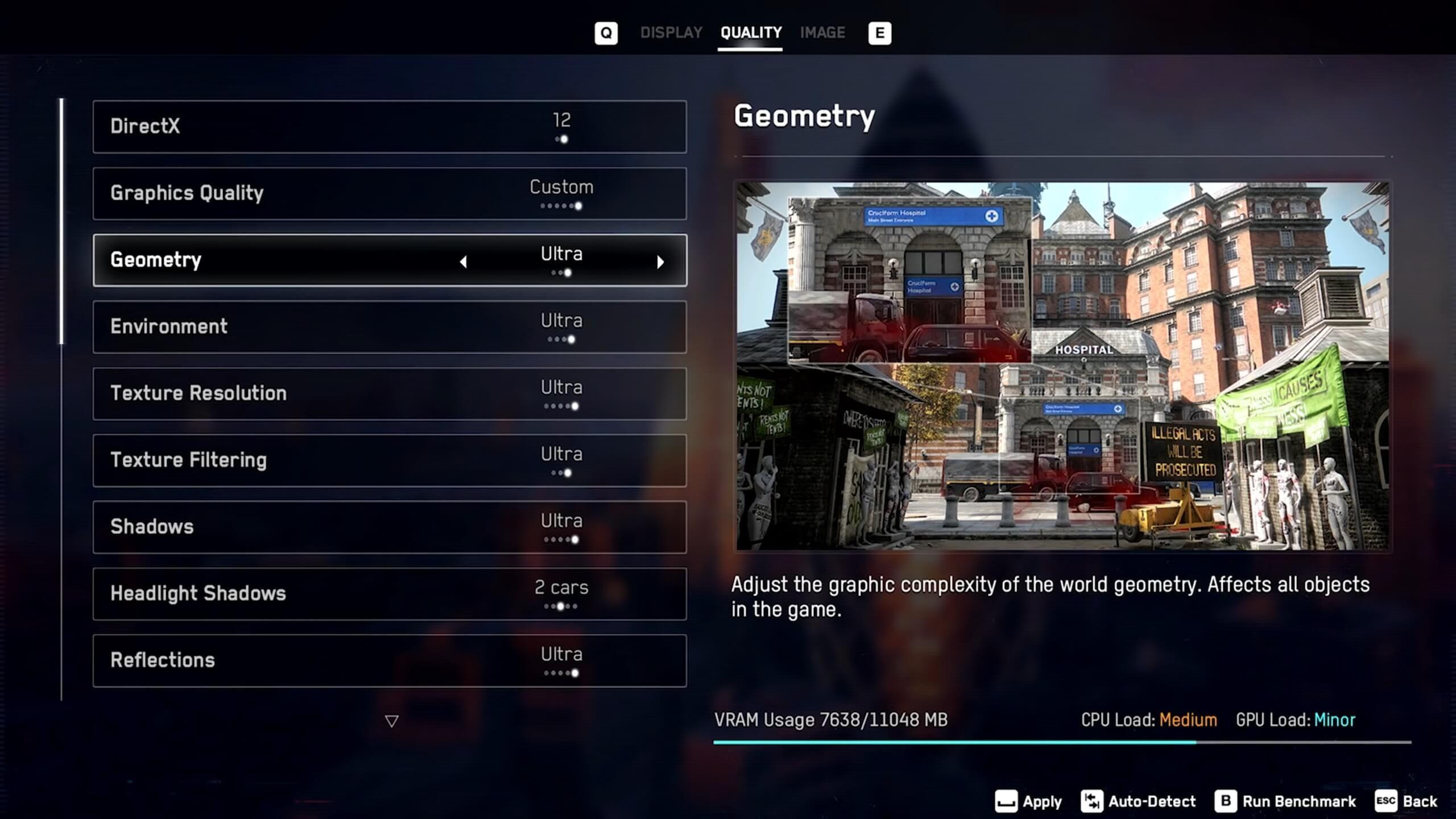 Watch Dogs: Legion'ın PC grafik ayarları ortaya çıktı