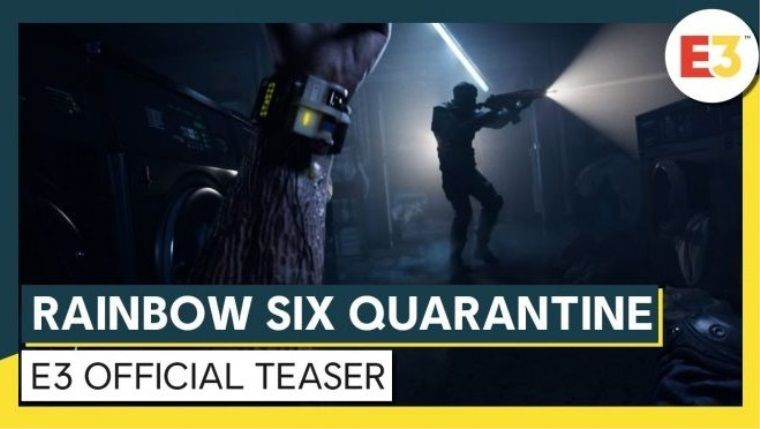 Ubisoft, Rainbow Six Quarantine'i duyurdu