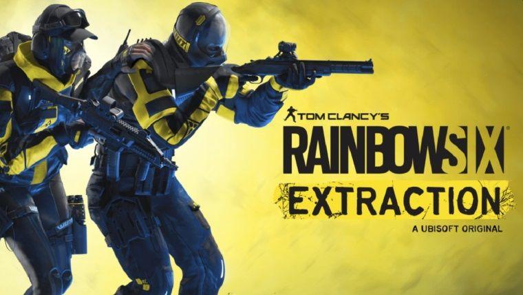 Rainbow Six Extraction'dan yeni bir oynanış videosu geldi
