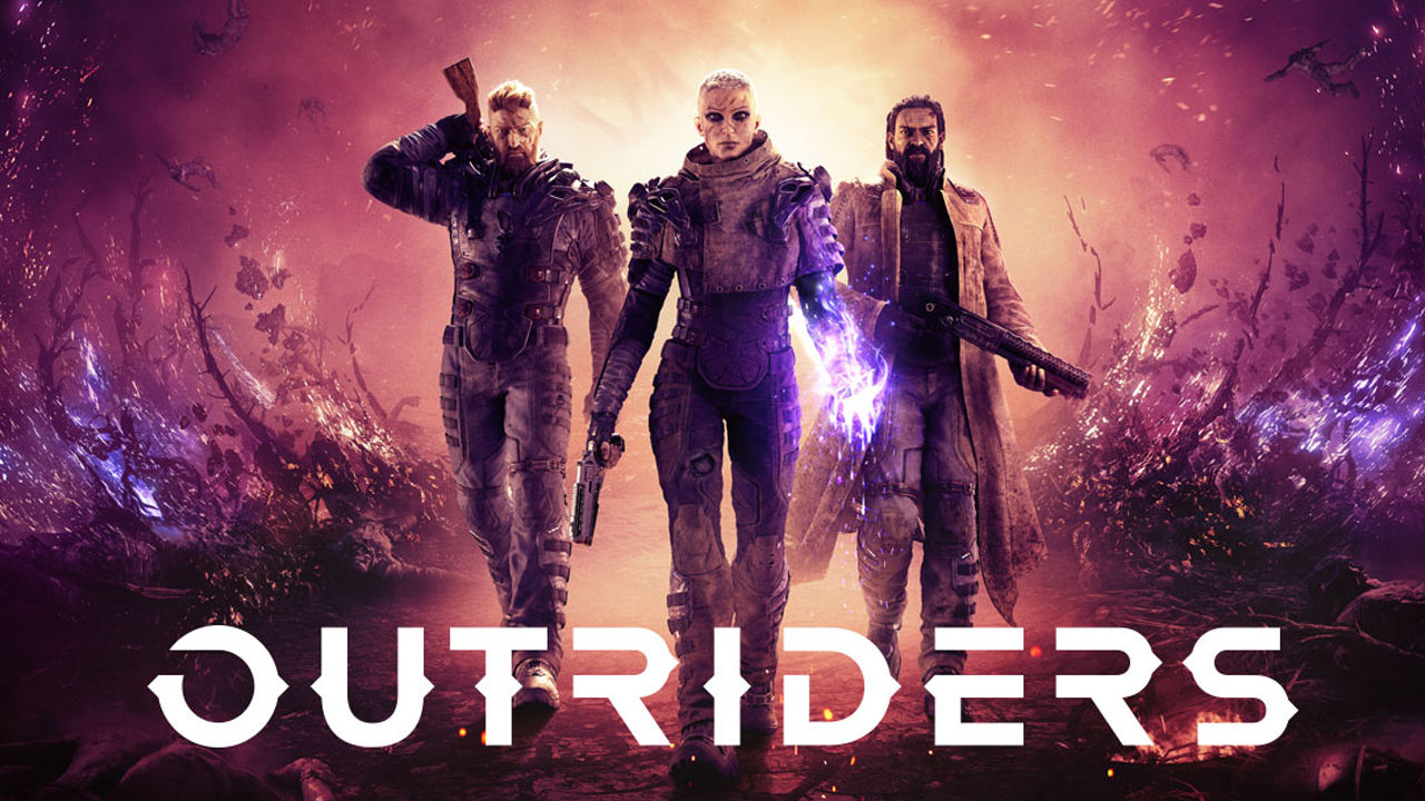 Outriders demo on Steam on February 25