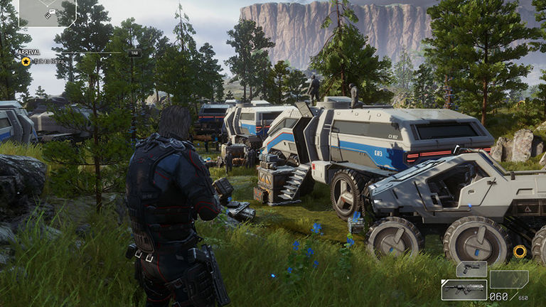 Outriders will give players free items