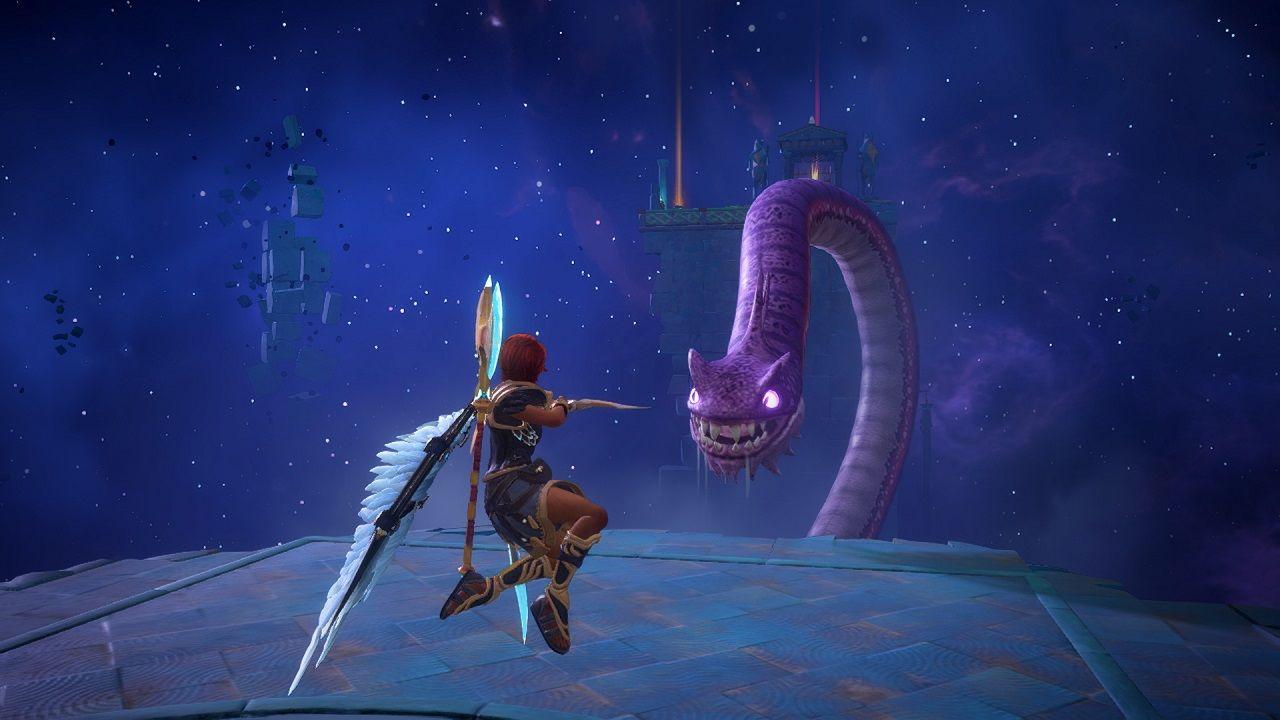 Ubisoft Immortals Fenyx Rising animasyon fragmanlarını yayınladı