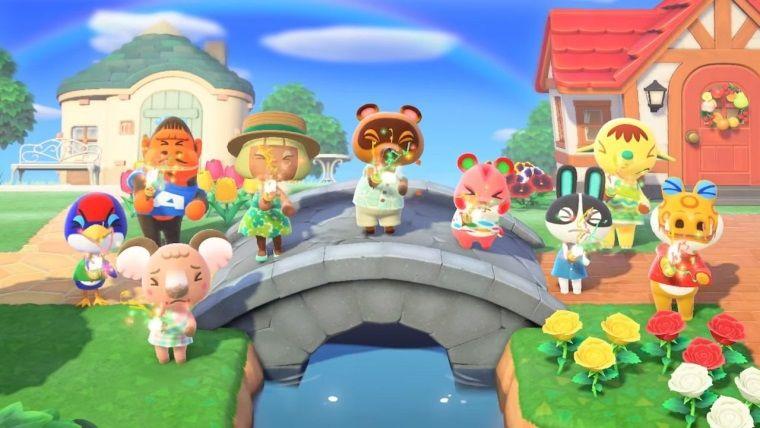 Animal Crossing, 11 milyonluk satış rakamı ile rekor kırdı