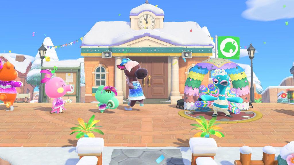 Animal Crossing New Horizons ücretsiz güncellemesi bugün yayınlanacak