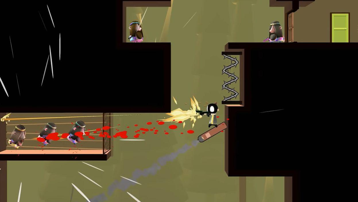 My Friend Pedro mobil oyunu Ripe For Revenge duyuruldu