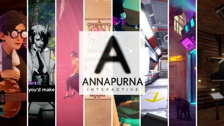 Annapurna etkinliğinde yapılan tüm duyurular