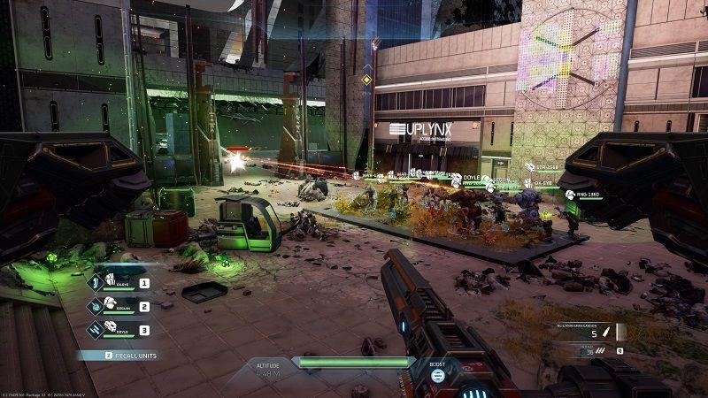 Marcus Lehto ile yeni oyunu Disintegration'ı konuştuk