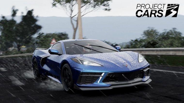 Project Cars 3 PC sistem gereksinimleri belli oldu