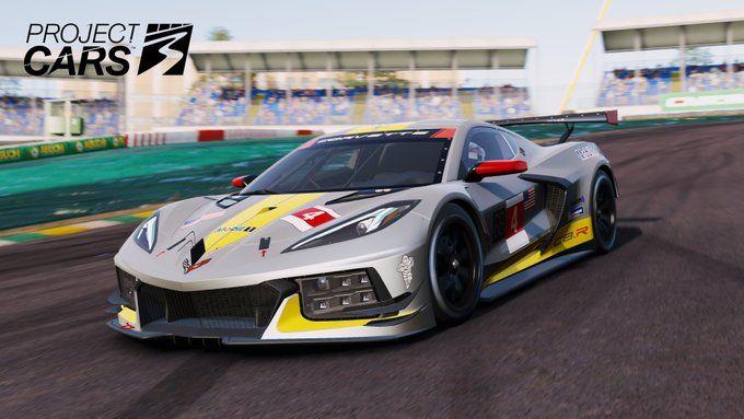 Project Cars 3 resmi olarak duyuruldu