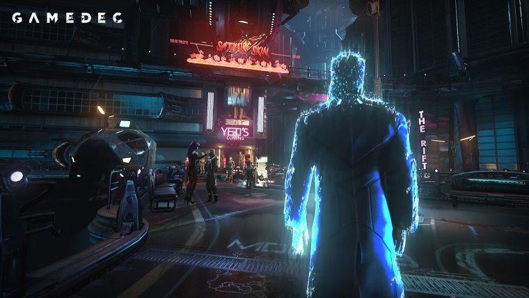 Cyberpunk temasına sahip olan Gamedec duyuruldu