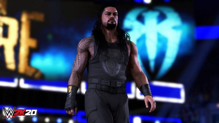 WWE 2K20 kapağını Becky Lynch ve Roman Reigns süsleyecek