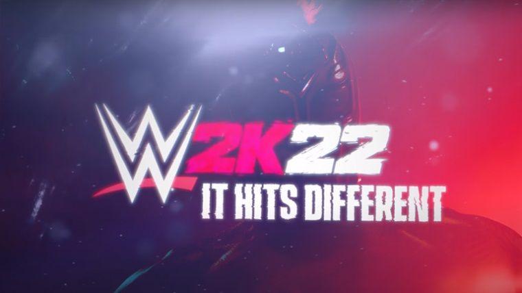 WWE 2K22 Rey Mysterio'lu yeni fragman ile duyuruldu