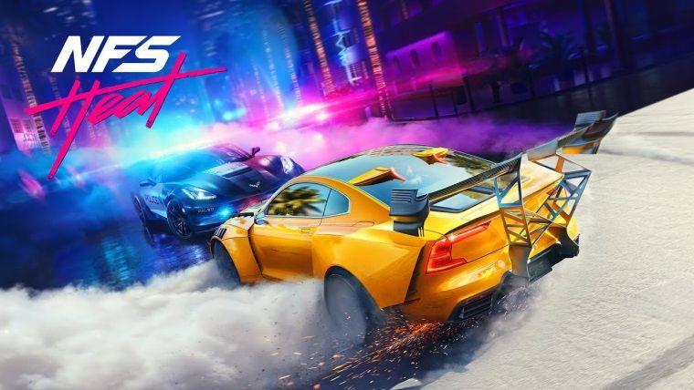 Need for Speed Heat'te başlangıçta 127 araç olacak